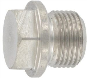 DIN 910 Hexagon Head Screw Plugs A2 Stainless Steel